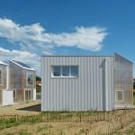 Wohnbebauung Illzach, Frankreich