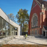 Neubau Lukas- und Lutherkirchengemeindehaus in Stuttgart; PG Hallmaier