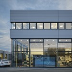 Mercedes Benz Niederlassung in Stuttgart-Degerloch