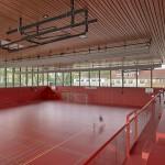 Neubau einer Sporthalle in Postbauer Heng; ASP Architekten