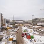 Neubebauung Areal Sedelhöfe in Ulm